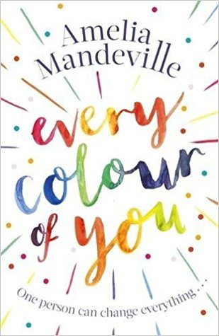 Every Colour of You by Amelia Mandeville