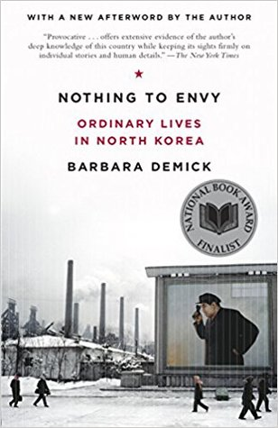 ecommended: ABSOLUTELY For those who know nothing about North Korea, for those who know a boatload about North Korea, for a fantastic history of the country (and the whole peninsula, really), for moving stories of the people who grew up there, for an incredibly comprehensive and personal set of biographies